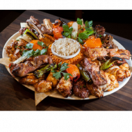 Mixed Grill Party Platter for 2 (preorder only)