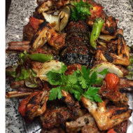 Mixed Grilled Party Platter for 4 (preorder only)