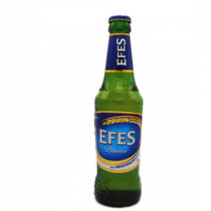3 x Effes (330 ml abv 4.5) for £10